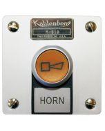 Illuminated Push Button, Horn, Flush Mount, Model M-313