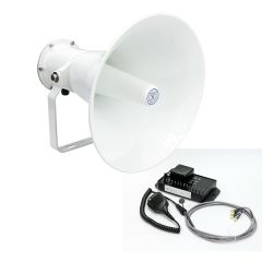 KB-30 Electric Marine Horn/Hailer, For Boats 65 to 246 ft., (20 to 75 Meters)
