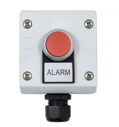 Push Button, Alarm, Bulkhead Mount Model M-317