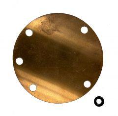"P028-03-1/2 Repair Kit, 3-1/2'' Diameter, ""Zero Series"" (1996-2003) Including (1) P028-03-1/2 Diaphragm and (1) P321-07 7/16'' O-Ring.  One diaphragm kit per horn body, Items 4 AND 5, Per Drawing 3-5876."