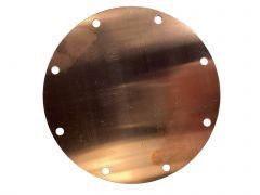 """P028-06 Diaphragm, 6-3/8"""" Diameter, #2 Horns (Models S-2, D-2, T-2, Q-2, F-2, (2x KDT-123)"""