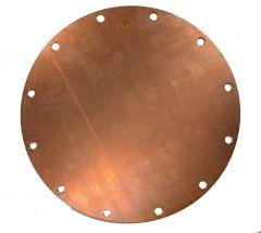 """P028-10-2 Diaphragm, 10"""" Diameter, #4 Horns (Models S-4, D-4, D-4A, T-4, T-4A, Q-4,)"""