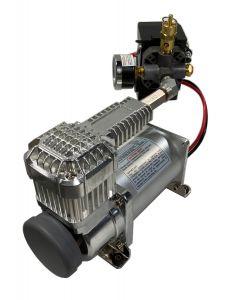 P569-03A 24 Volt Replacement Compressor Pump Assembly.  Replaces pump assembly in P449-04, P449-10, P449-18, P449-24, P449-34 and P449-35 Kahlenberg Air Compressor Kits.