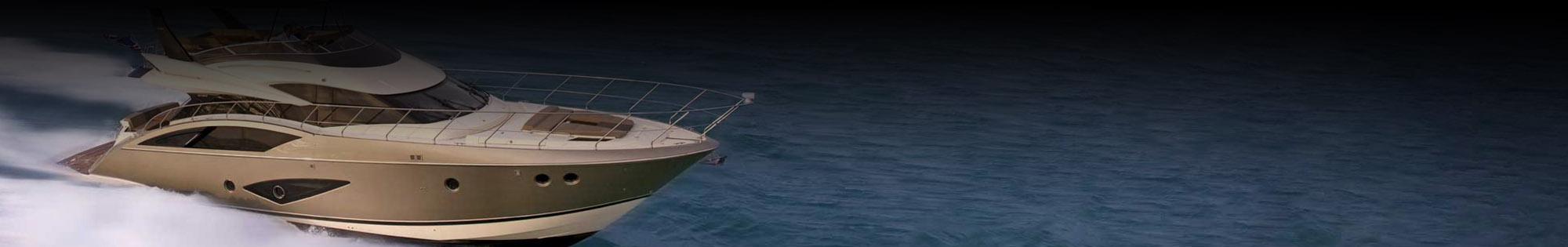 Marine signaling boat